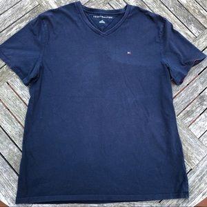 Tommy Hilfiger vneck t-shirt